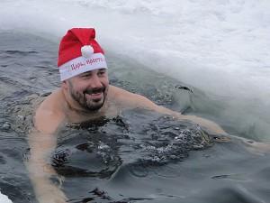 Новогодний бал моржей