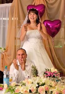 Свадьба без градуса