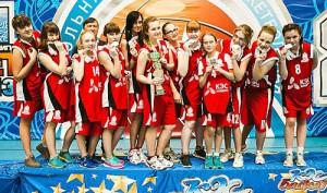 Баскетболистки Сергея Титова