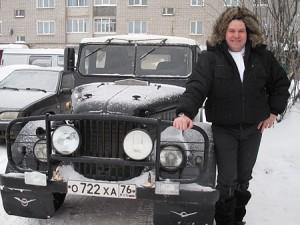 Легендарный автодедушка