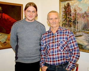 Даниловские художники празднуют юбилеи