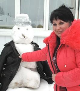 Снежные Иван да Марья