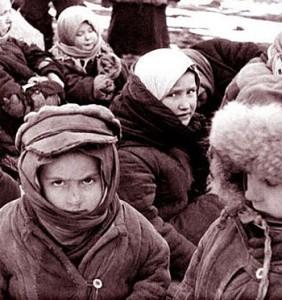 Дети войны  Данилов — Ярославль — Москва