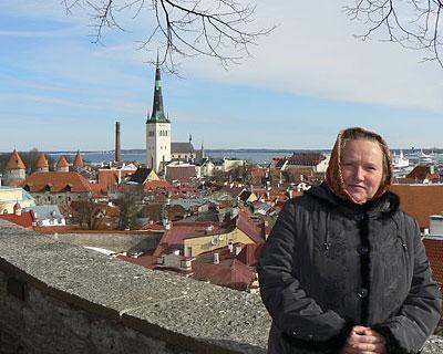 Трехдневный взгляд на новую эстонию