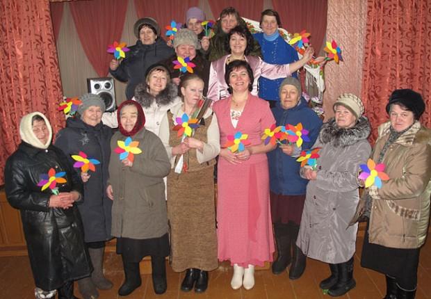Есть женщины в русских селеньях…