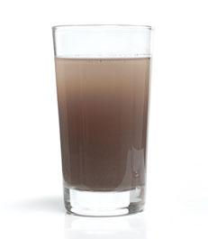 Стакан воды для мэра