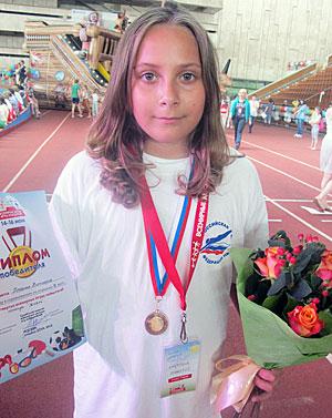 Виктория на играх победителей