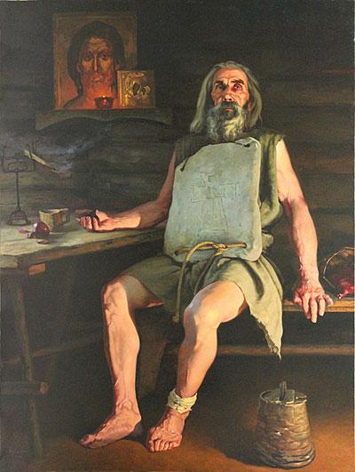 «Старец капитон» в галерее