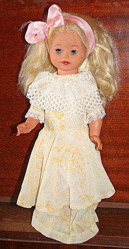 Кукла-немка
